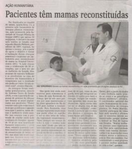 Matéria Publicada no Correio do Sergipe