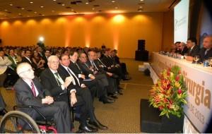 Fila do ex presidentes da Sociedade Brasileira de Cirurgia Plástica