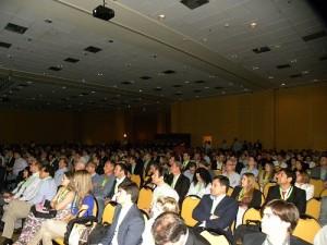 Plateia no Pré Congresso da SBCP/ISAPS