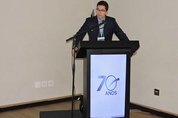 Mateus Leme De Marchi, presidente da ABLCP
